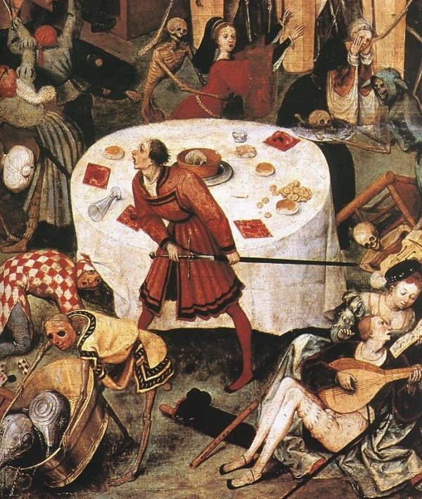 Il trionfo della morte (Bruegel) - dettaglio